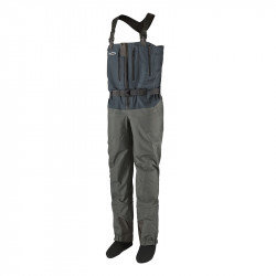 Вейдерсы Patagonia M's Swiftcurrent Expedition Zip Front Waders Extended Size - Фото