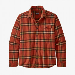 Рубашка Patagonia M's LW Fjord Flannel Shirt - Фото