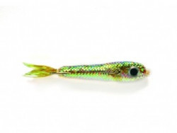 Мушка FM Mylar Floating Fry Stickleback - Фото