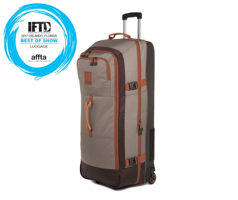 чемодан на колесах Fishpond Grand Teton Rolling Luggage.jpg