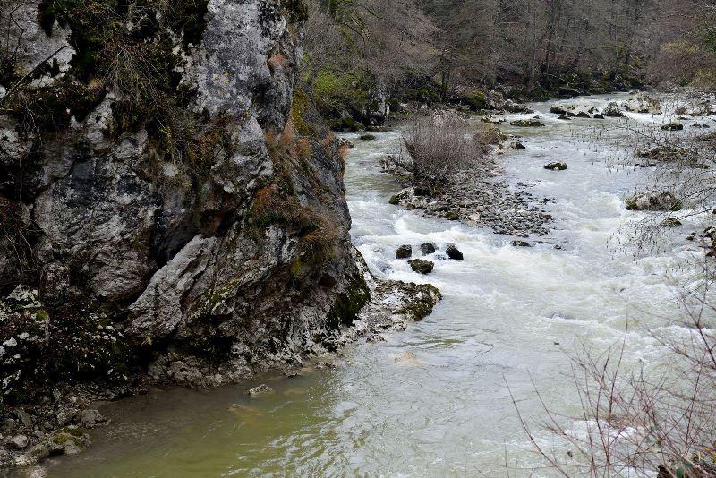Рыбалка нахлыстом в Боснии
